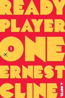 Ready Player One book by Ernest Cline